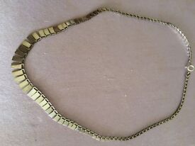 Jewellery mixed lot or individual pieces gold silver
