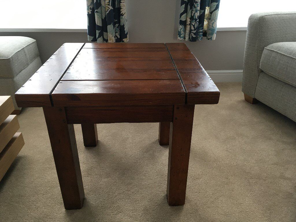 Solid Wood Side / Coffee Tables