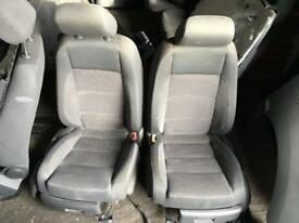 Vw caddy front seats Vw touran front seats
