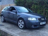 *** Audi A3 2004 full service history swap px ***