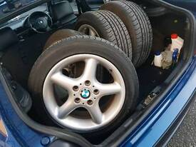 Bmw 16s tires and alloys