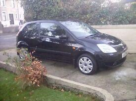 Ford fiesta 1.25 cc style 37000 miles full mot like new