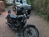 Motorbike 125cc perfect