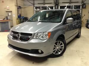 2015 Dodge Grand Caravan SXT PREMIUM PLUS.CUIR.BLUETOOTH.STOW N