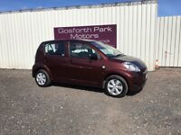 Daihatsu Sirion 1.0 S (08) *5 Door *Full Mot *£30 Tax *Part Ex Welcome *Micra