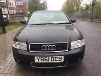Audi A4 4 door Saloon Very Smooth Ride with 12 Months mot