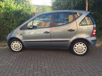 ** CHEAP AND SMALL MERCEDES A 140 YEAR 2003 ONLY 2 OWNERS SERVICE HISTORY**