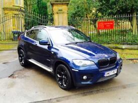 2009 59 BMW X6 3.0 35D X DRIVE M SPORT SUV STATION WAGON (286 BHP) 4X4 X5