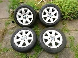 3 series BMW alloy wheels r16