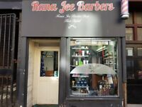 BARBAR SHOP RUNNING BUSINESS FOR SALE