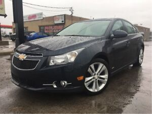 2014 Chevrolet Cruze 2LT RS NAVIGATION LEATHER MOONROOF