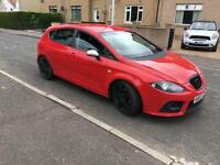 07 SEAT LEON CUPRA FR 2.0TFSI GREAT CAR FSH MAY SWAP PX GOLF GTI R32 A3 S3 VXR