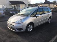 CITROEN C4 PICASSO VTR HDI 1.6 7 seater