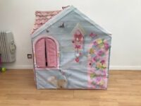 Dream Town Rose Petal Cottage Playhouse