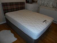 Rest Assured Double Bed & Mattress