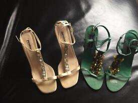 Women's Shoes..£2 each pair.