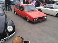 Mk1 golf windscreen wanted