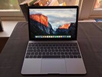 Apple MacBook Space Gray 512 GB 12'' Laptop - A1534 MLH82B/A (EARLY 2015) last one