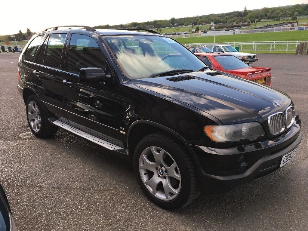 2003 bmw x5 sport in esher surrey gumtree. Black Bedroom Furniture Sets. Home Design Ideas