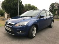 2009 Ford Focus 1.8 Style 5dr ~ One Year MOT ~ 55k Low Mileage