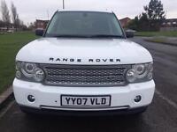 Land Rover Range Rover 3.6tdv8 1 owner 2007