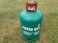 CALOR GAS 13kg BBQ/PATIO BUTANE BOTTLE/CYLINDER