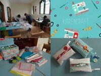 Get Started with Sewing Tues. 6th June 6-8pm and Sat. 10th June 9.30-11.30am