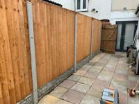 Fence supply and fit