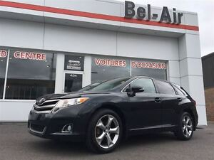 2014 Toyota Venza XLE/AWD/Leather/ Double Sunroof