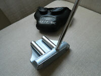 RIFE 2 BAR MALLET PUTTER