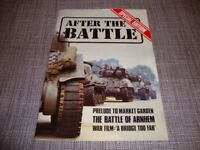 After the Battle Special Edition - The Battle of Arnhem. Pages 54. Excellent condition.