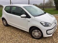 Volkswagen UP! Move Up, Air Con, New MOT, Warranty, 2keys