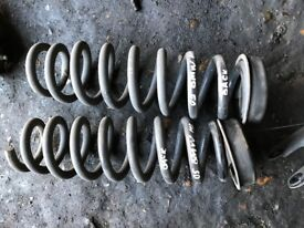 05 BMW 1 SERIES BACK COIL SPRING AND ALL ARM AVALIABLE
