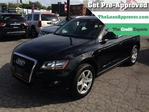 2012 Audi Q5 2.0T Premium * LEATHER * PWR ROOF * AWD