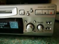 Sony Minidisc MDS-S707