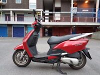 Honda lead 108cc / Central London / £499 / 18900 miles only/ 2009