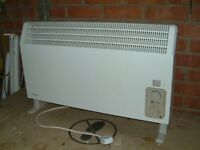Dimplex 3 KW convector heater with timer and stat