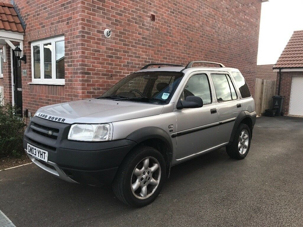 Land Rover Freelander TD4 ES. Full leather interior. New VCU and battery.