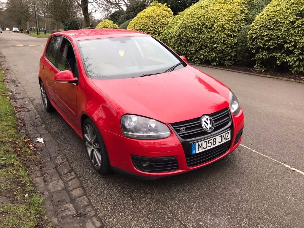 2009 vw mk5 golf gt tdi gt sport 170 quick sale in bradford west yorkshire gumtree. Black Bedroom Furniture Sets. Home Design Ideas