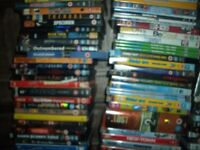 400 DVDs Collection / Bundle - Quick Sale Needed
