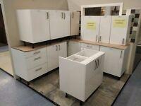 various kitchen units