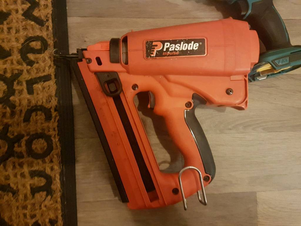 Pasload nail gun 2nd fix 16 gauge ***spares or repairs***CHEAP | in ...