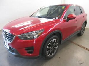 2016 Mazda CX-5 GT- AWD! BACK-UP CAM! ALLOYS! LEATHER!