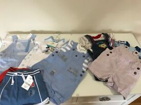 3-6 months baby clothes batch Excellent Condition including new items with tags