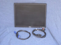 Dell Entry Flat Panel E197FPb, 19 inch flat panel lcd monitor