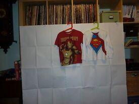Kid Tshirts x 2 (6-7 yrs)