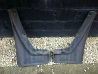 Skoda Octavia Estate 2001 Rear Wheels Mud Flaps