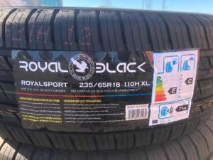 All Season 235/65R18 Set of Four Brand New  $410.00 on sale!!