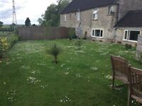 2 Bedroom Semi-Detached Cottage For Rent in a Rural Location