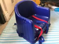 Basic booster seat (never used)